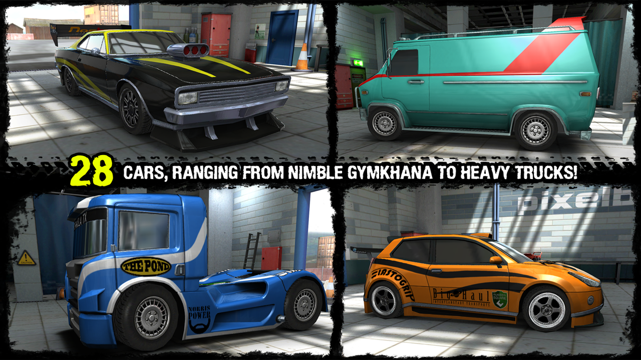 Reckless Racing 3- screenshot