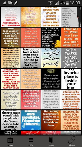 Love QuotePin
