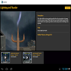 Lightning and Thunder icon