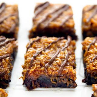 Samoas Brownies.
