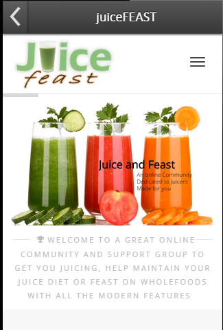 Juice and Feast