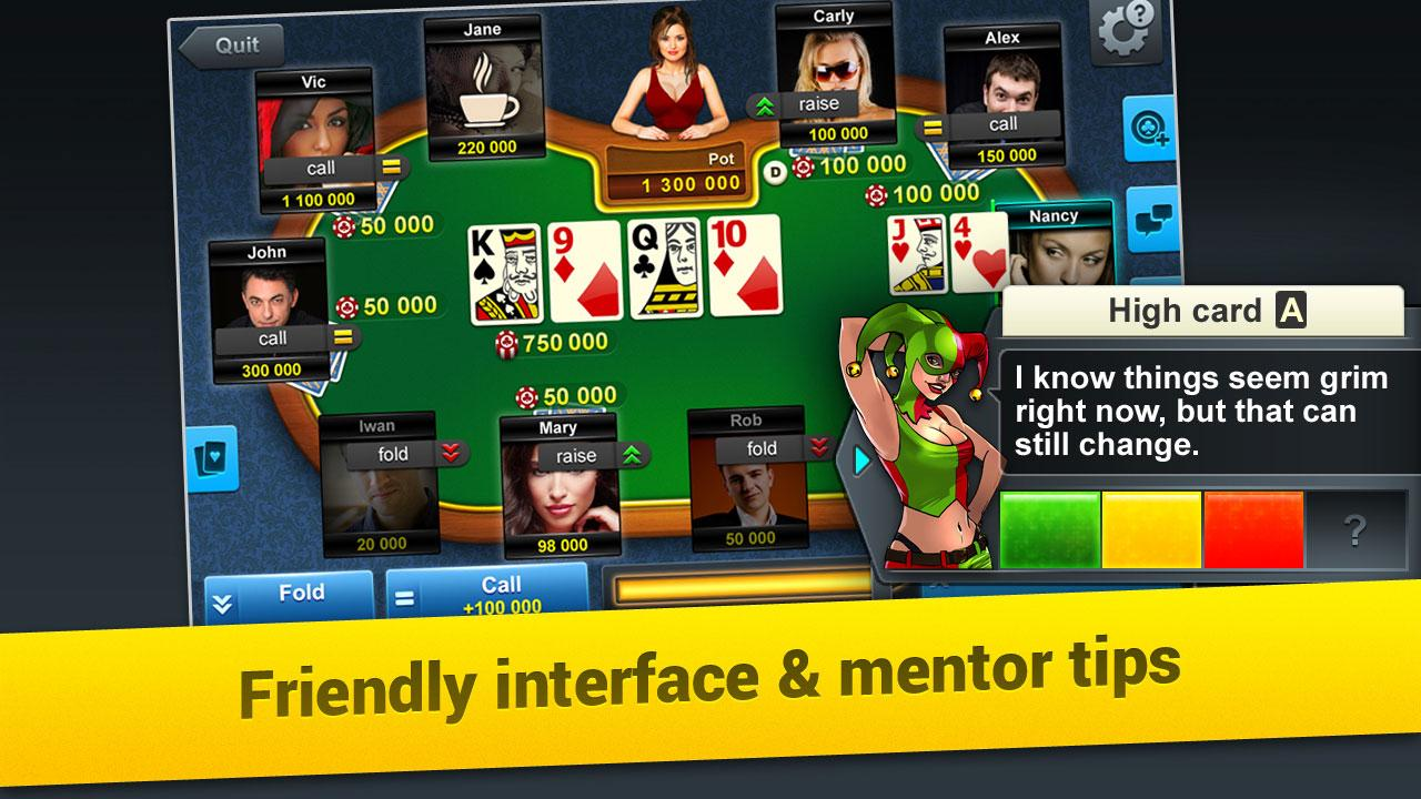 Poker Arena: texas holdem game- screenshot