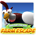Farm escape - Episode Chicken icon