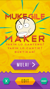 Muke Gile Maker- screenshot thumbnail