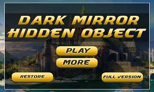 Dark Scary Mirror Hidden Fun