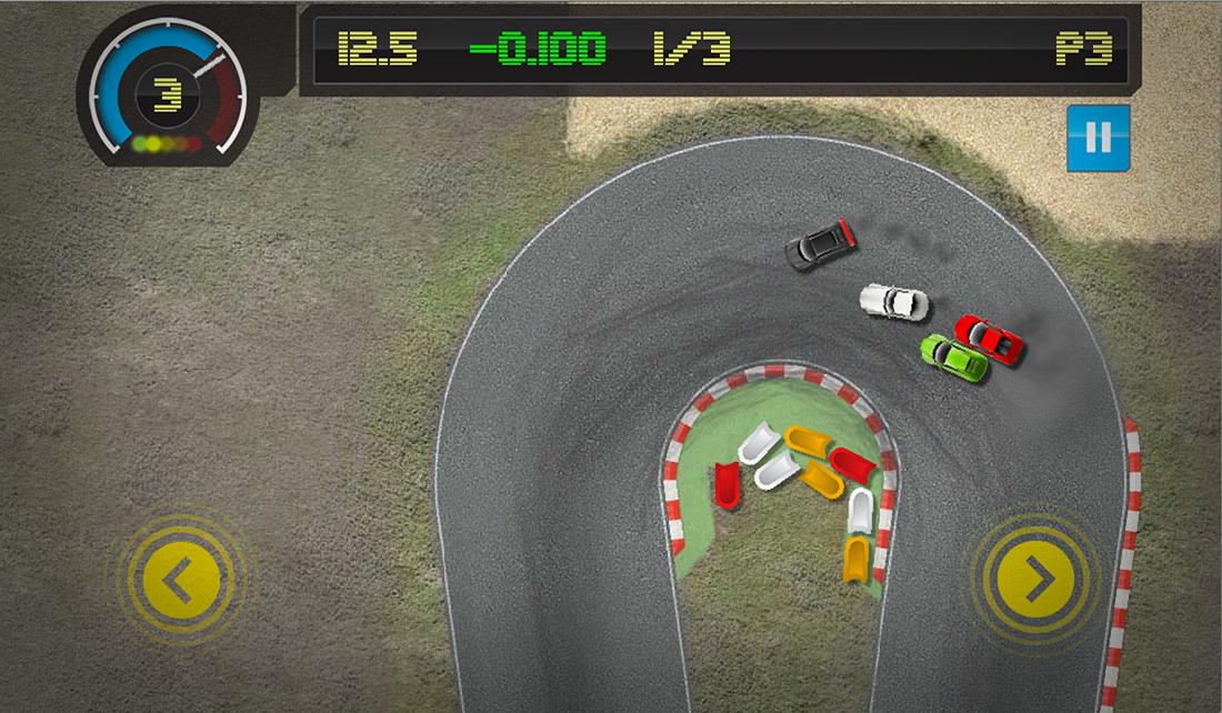 Pocket Racing 2 - screenshot