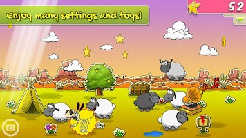 Screenshot of Clouds & Sheep