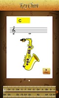 Screenshot of Saxophone All-in-one