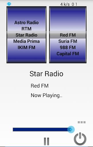 马来西亚收音机 马来西亚电台