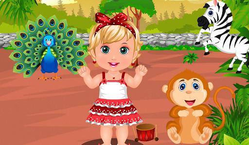 玩免費休閒APP|下載动物园婴儿护理游戏 app不用錢|硬是要APP