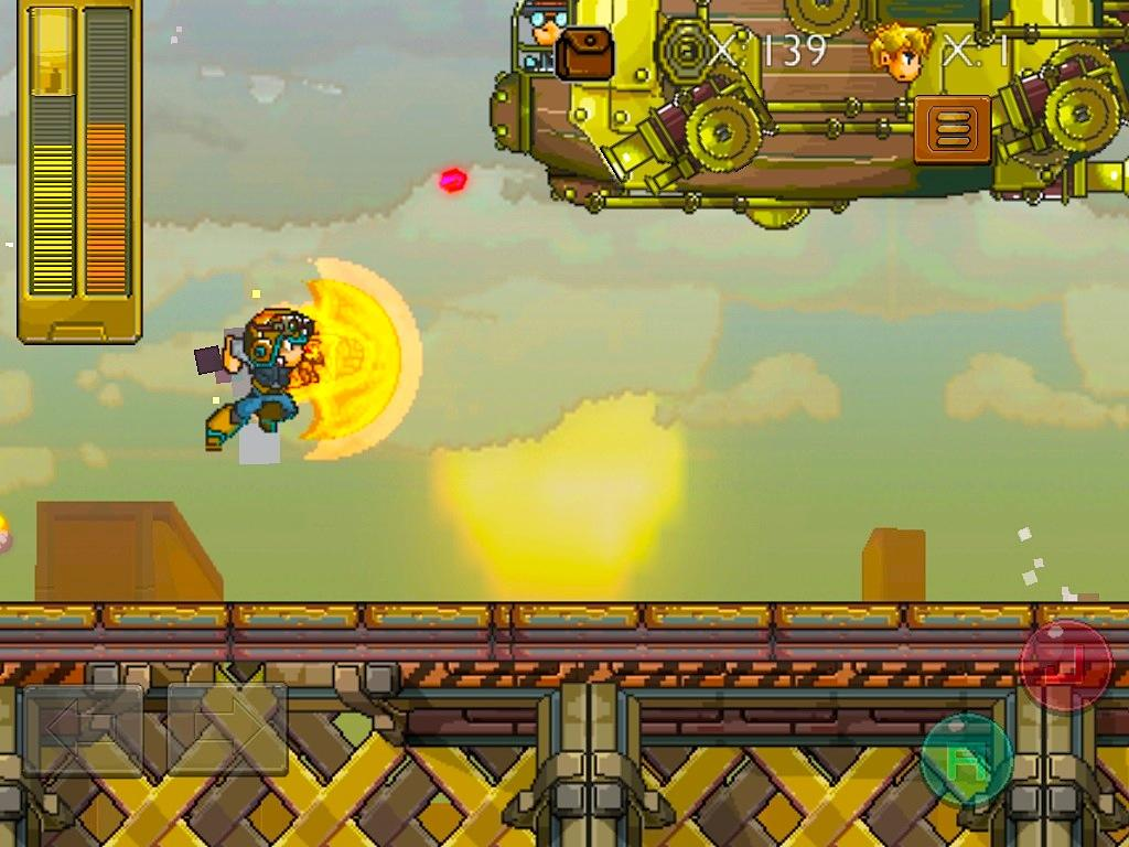 Steam Punks - screenshot