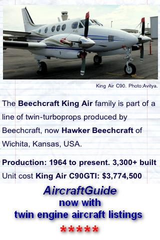 Aircraft Guide civil aircraft- screenshot