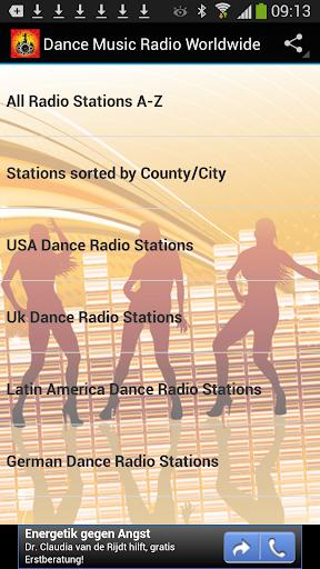 Dance Music Radio Worldwide