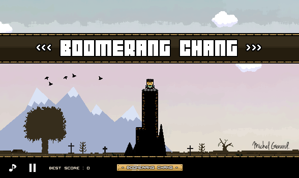 Boomerang Chang- screenshot