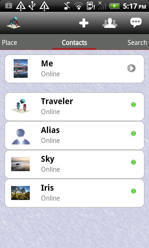 Phone Tracker-IM Map Navigator Screenshot 0