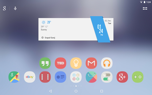 Aerus Icon Pack Pro - screenshot thumbnail