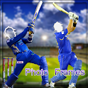 Cricket  Photo Frames icon