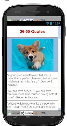 免費個人化App|Best War Quotes|阿達玩APP