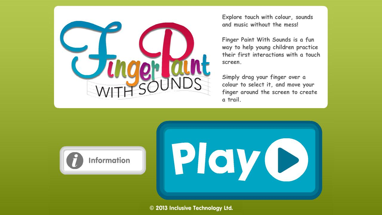 Finger Paint With Sounds - Android Apps on Google Play