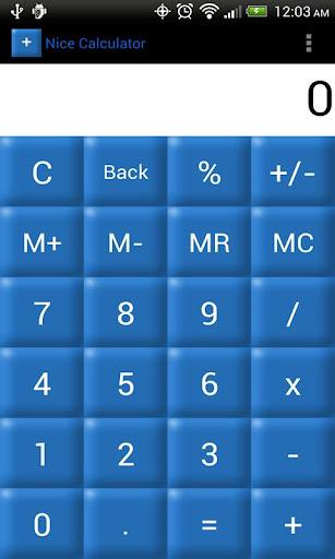 Nice Calculator Free