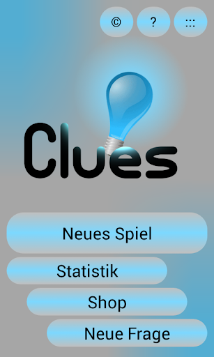 Clues - Quiz