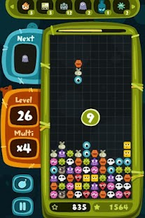 Monster Blocks (superb game) - screenshot thumbnail