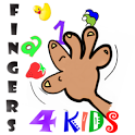 Fingers 4 Kids Free icon
