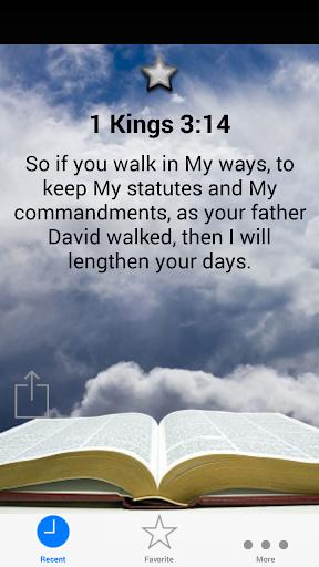 Daily Bible Verse And Prayers