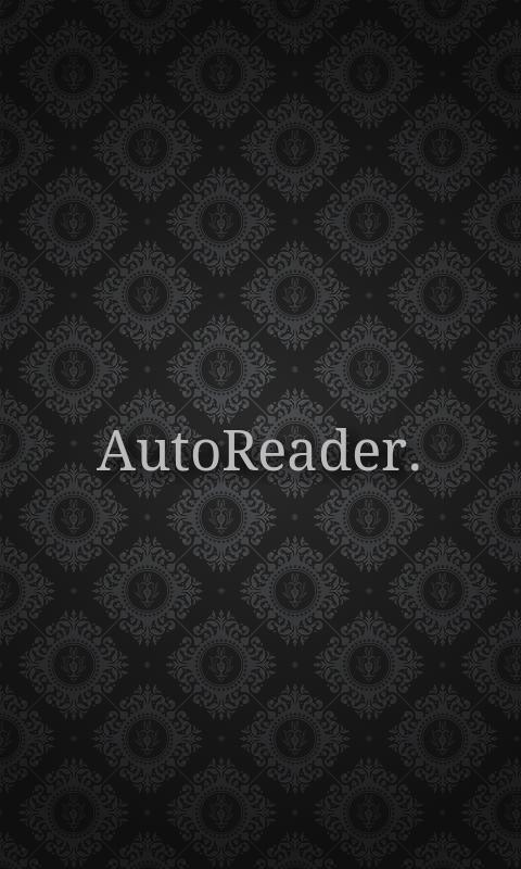 AutoReader 3D - screenshot