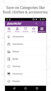 RetailMeNot Coupons, Discount - screenshot thumbnail