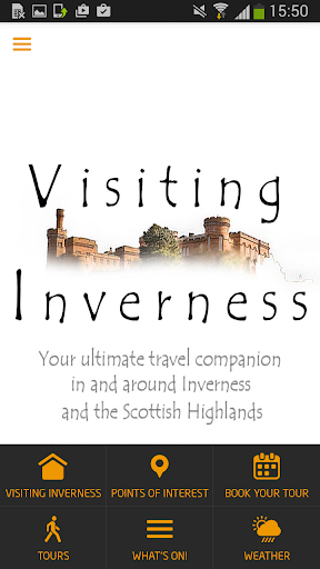 Visiting Inverness