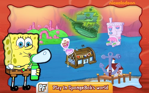 SpongeBob Diner Dash Deluxe - screenshot thumbnail