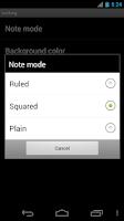 Screenshot of NoteLineMaker