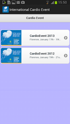 Int. Cardio Event