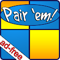 Pairs Game: A Memory Game icon