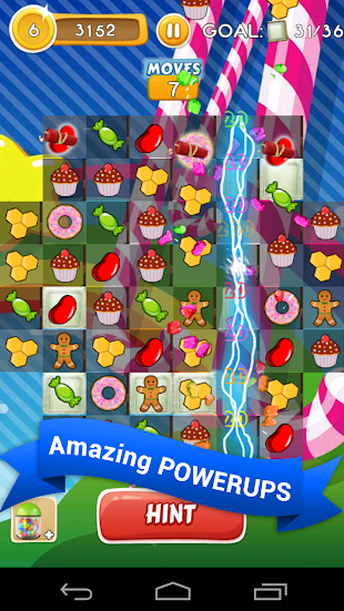 Candy Blitz- screenshot thumbnail