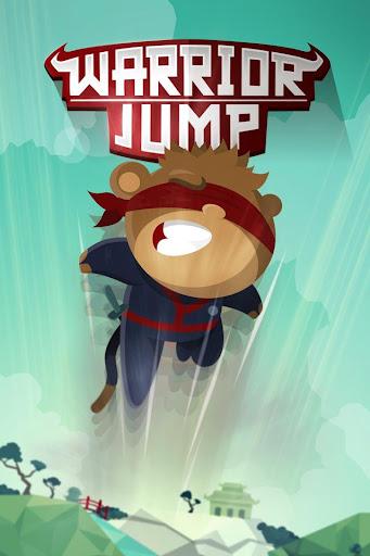 Warrior Jump w BAM the Monkey