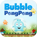 Bubble PongPong the same color icon