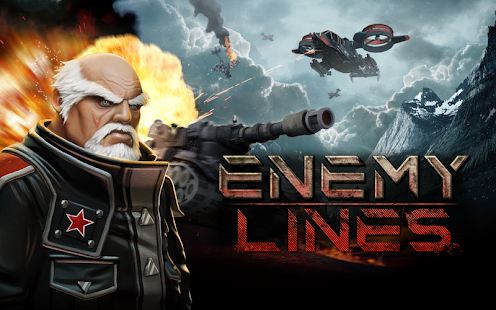 Enemy Lines-Real-Time Strategy - screenshot thumbnail