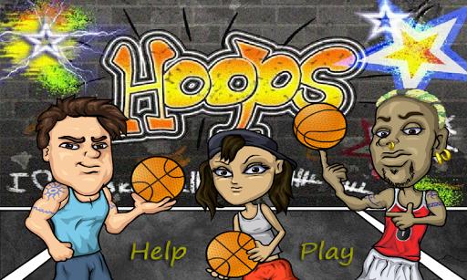 Super Basketball Hoops