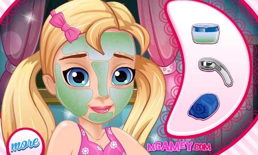 Baby Lisa Makeover - screenshot thumbnail
