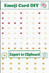 Emoji Card DIY (pre release) - screenshot thumbnail