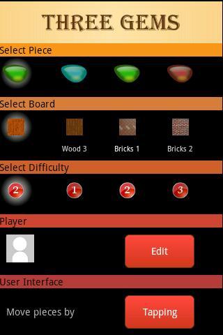 Three Gems- screenshot