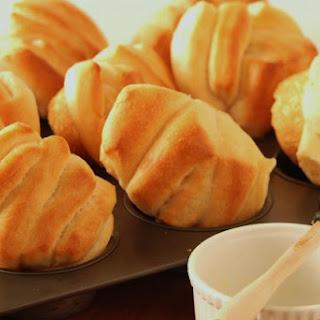 Yogurt Fantans (made in a bread machine).