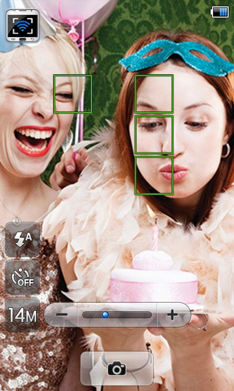 Remote Viewfinder for SH100 - screenshot