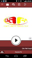 Screenshot of Cianorte FM