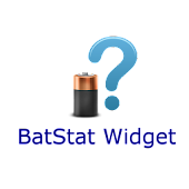 BatStat Battery Widget