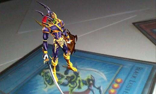 [Yu-Gi-Oh! Dueling AndroDisc] Screenshot 4