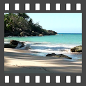 The Best Beach Video LWP icon