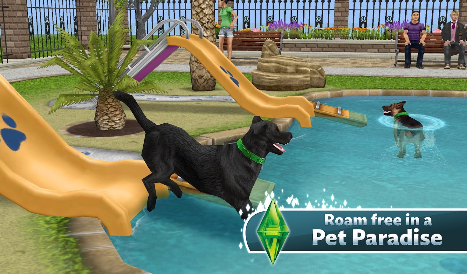 how to play sims freeplay on pc